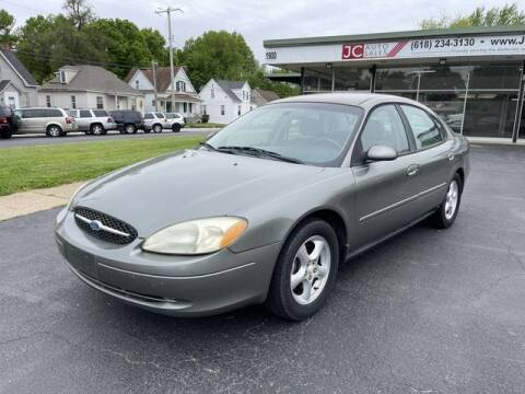 2003 Ford Taurus for sale at JC Auto Sales in Belleville IL