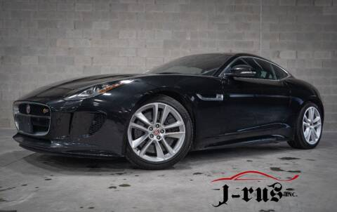2017 Jaguar F-TYPE for sale at J-Rus Inc. in Macomb MI