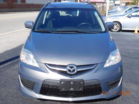 2010 Mazda MAZDA5 for sale at Southbridge Street Auto Sales in Worcester MA
