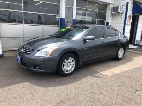 2011 Nissan Altima for sale at Jack E. Stewart's Northwest Auto Sales, Inc. in Chicago IL