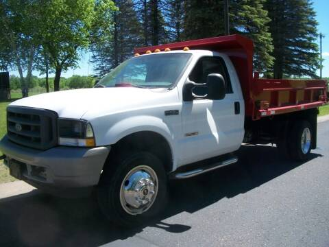 2004 Ford F-450 for sale at Zimmerman Truck in Zimmerman MN
