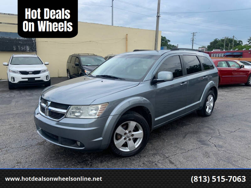 2010 Dodge Journey for sale at Hot Deals On Wheels in Tampa FL