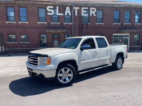 2012 GMC Sierra 1500 for sale at Imperial Auto of Slater in Slater MO