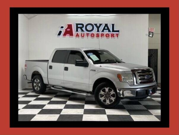 2010 Ford F-150 for sale at Royal AutoSport in Sacramento CA