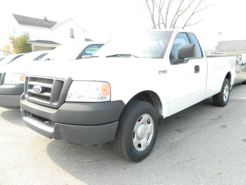 2005 Ford F-150 for sale at Auto House Of Fort Wayne in Fort Wayne IN