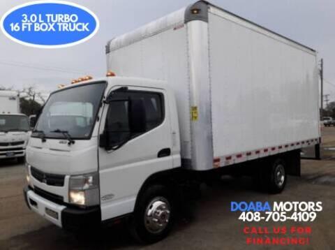 2015 Mitsubishi Fuso FEC72S for sale at DOABA Motors - Box Truck in San Jose CA