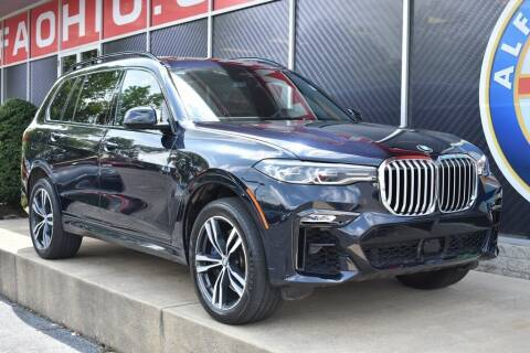 2019 BMW X7 for sale at Alfa Romeo & Fiat of Strongsville in Strongsville OH