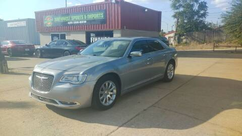 2017 Chrysler 300 for sale at Southwest Sports & Imports in Oklahoma City OK