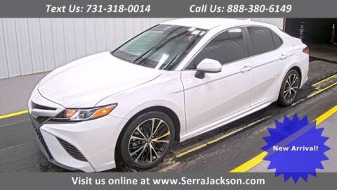 2019 Toyota Camry for sale at Serra Of Jackson in Jackson TN