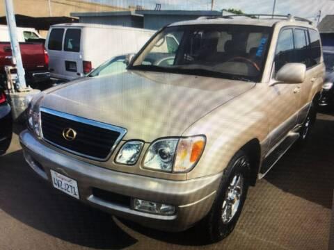 2002 Lexus LX 470 for sale at Arizona Specialty Motors in Tempe AZ