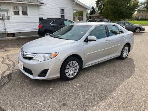2014 Toyota Camry for sale at Affordable Motors in Jamestown ND