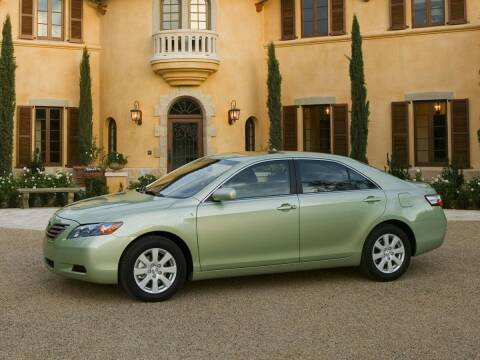 2007 Toyota Camry Hybrid for sale at Sam Leman Toyota Bloomington in Bloomington IL