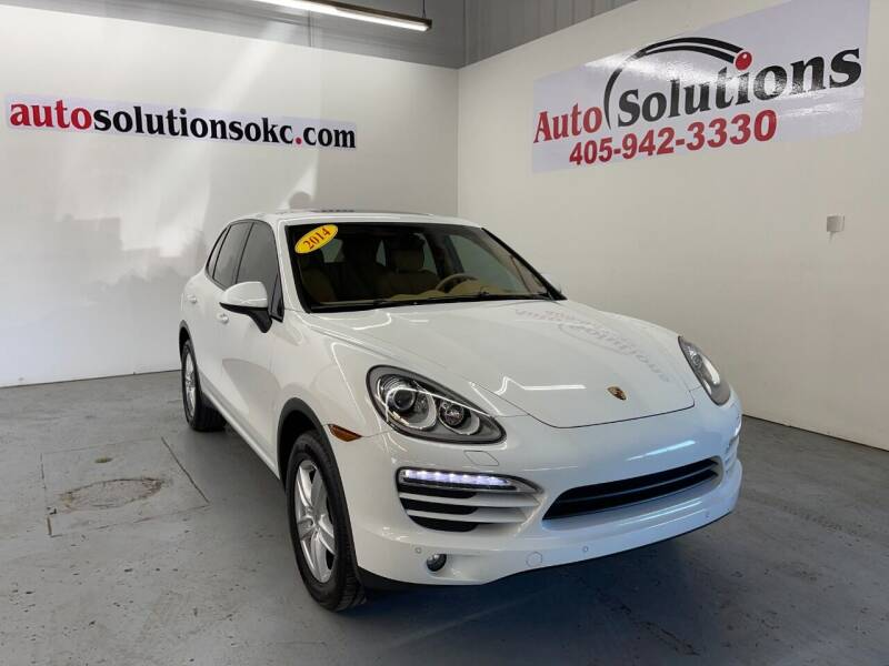 2014 Porsche Cayenne for sale in Warr Acres, OK