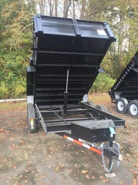 2020 New Carry-On 7x12 Dump LP HS 12K Trailer for sale at Tripp Auto & Cycle Sales Inc in Grimesland NC
