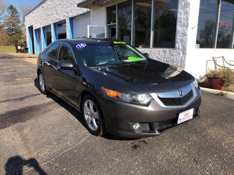 2010 Acura TSX for sale at Budget Auto in Appleton WI