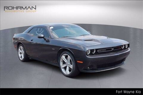 2017 Dodge Challenger for sale at BOB ROHRMAN FORT WAYNE TOYOTA in Fort Wayne IN