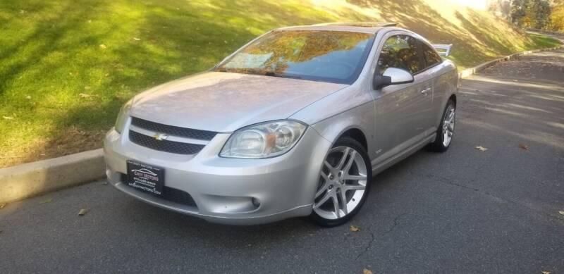 2009 Chevrolet Cobalt for sale at ENVY MOTORS LLC in Paterson NJ