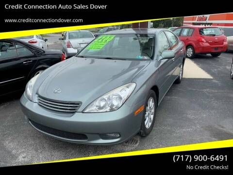 2002 Lexus ES 300 for sale at Credit Connection Auto Sales Dover in Dover PA