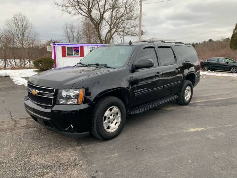 2012 Chevrolet Suburban for sale at Lux Car Sales in South Easton MA