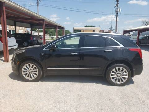 2019 Cadillac XT5 for sale at Faw Motor Co in Cambridge NE