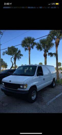 2001 Ford E-Series Cargo for sale at Elite Cars Pro in Oakland Park FL