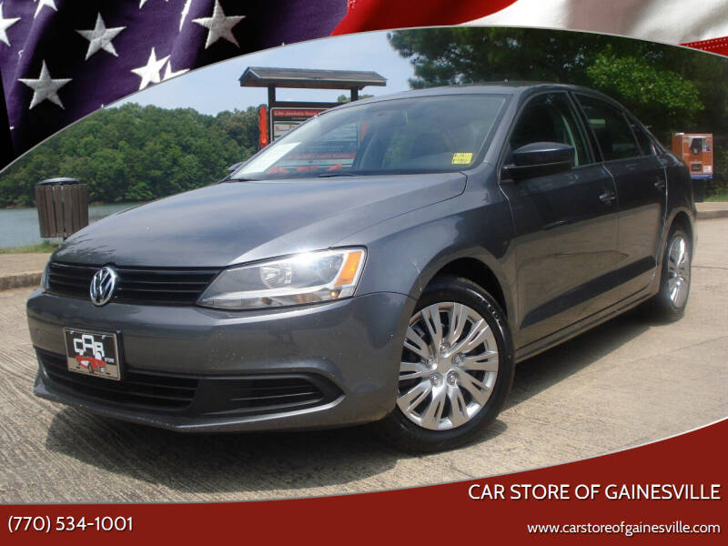 2014 Volkswagen Jetta for sale at Car Store Of Gainesville in Oakwood GA