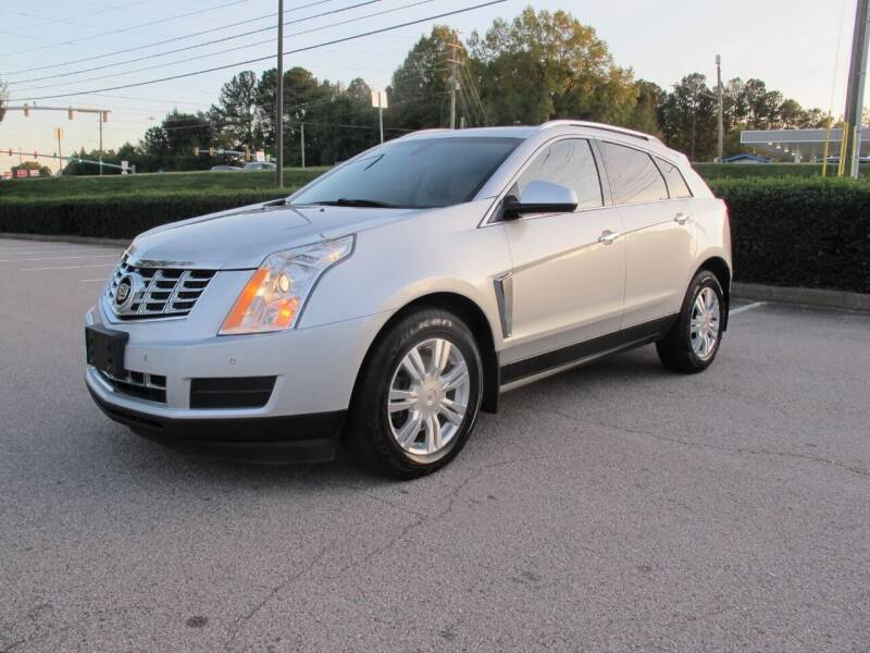 2014 Cadillac SRX for sale at Best Import Auto Sales Inc. in Raleigh NC