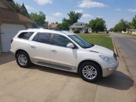 2012 Buick Enclave for sale at Eastern Motors in Altus OK