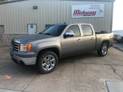 2013 GMC Sierra 1500 for sale at Midway Motors in Conway AR