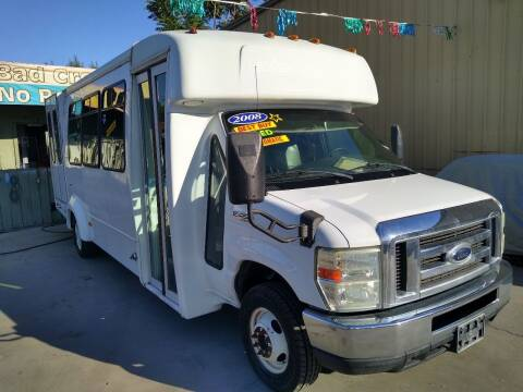 2008 Ford E-Series Chassis for sale at Affordable Auto Finance in Modesto CA