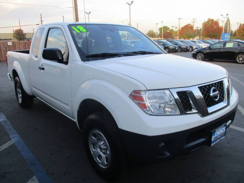 2018 Nissan Frontier for sale at Choice Auto & Truck in Sacramento CA