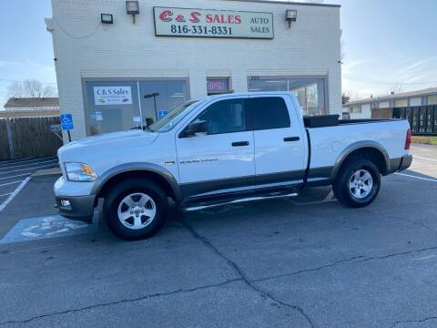 2011 RAM Ram Pickup 1500 for sale at C & S SALES in Belton MO