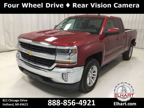 2018 Chevrolet Silverado 1500 for sale at Elhart Automotive Campus in Holland MI