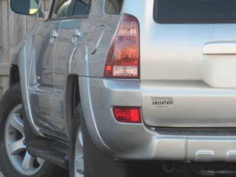 2004 Toyota 4Runner for sale at Moto Zone Inc in Melrose Park IL