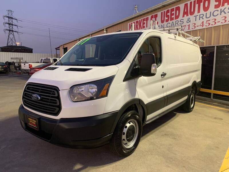 2017 Ford Transit Cargo for sale at Market Street Auto Sales INC in Houston TX