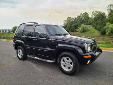 2004 Jeep Liberty for sale at Lexton Cars in Sterling VA
