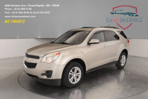 2014 Chevrolet Equinox for sale at Elvis Auto Sales LLC in Grand Rapids MI
