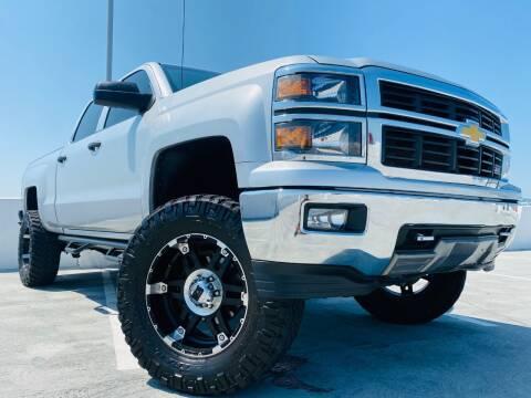 2014 Chevrolet Silverado 1500 for sale at Bay Cars R Us in San Jose CA