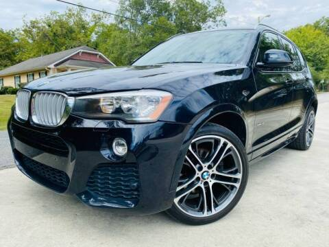 2015 BMW X3 for sale at Cobb Luxury Cars in Marietta GA
