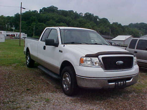 2008 Ford F-150 for sale at Bates Auto & Truck Center in Zanesville OH