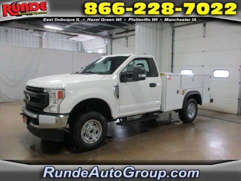2020 Ford F-250 Super Duty for sale at Runde PreDriven in Hazel Green WI