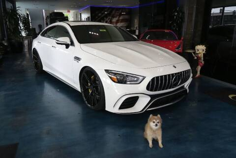 2021 Mercedes-Benz AMG GT for sale at OC Autosource in Costa Mesa CA