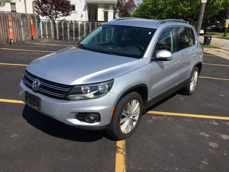 2012 Volkswagen Tiguan for sale at Payless Auto Sales LLC in Cleveland OH