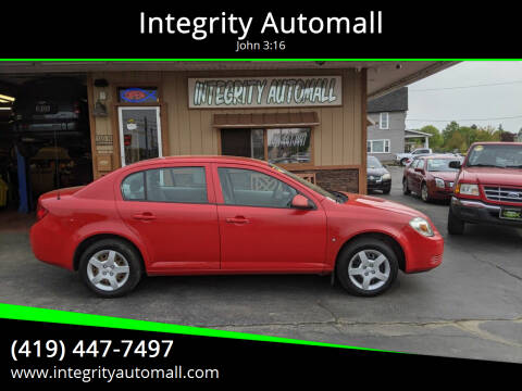 2006 Chevrolet Cobalt for sale at Integrity Automall in Tiffin OH