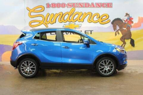 2017 Buick Encore for sale at Sundance Chevrolet in Grand Ledge MI