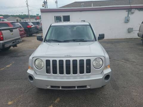 2009 Jeep Patriot for sale at All State Auto Sales, INC in Kentwood MI