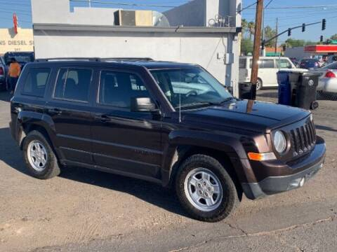 2014 Jeep Patriot for sale at Brown & Brown Wholesale in Mesa AZ