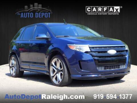 2012 Ford Edge for sale at The Auto Depot in Raleigh NC