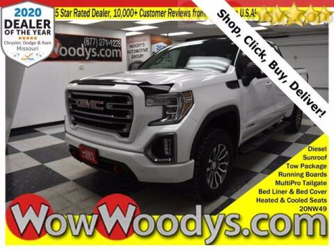 2020 GMC Sierra 1500 for sale at WOODY'S AUTOMOTIVE GROUP in Chillicothe MO