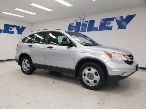 2010 Honda CR-V for sale at HILEY MAZDA VOLKSWAGEN of ARLINGTON in Arlington TX